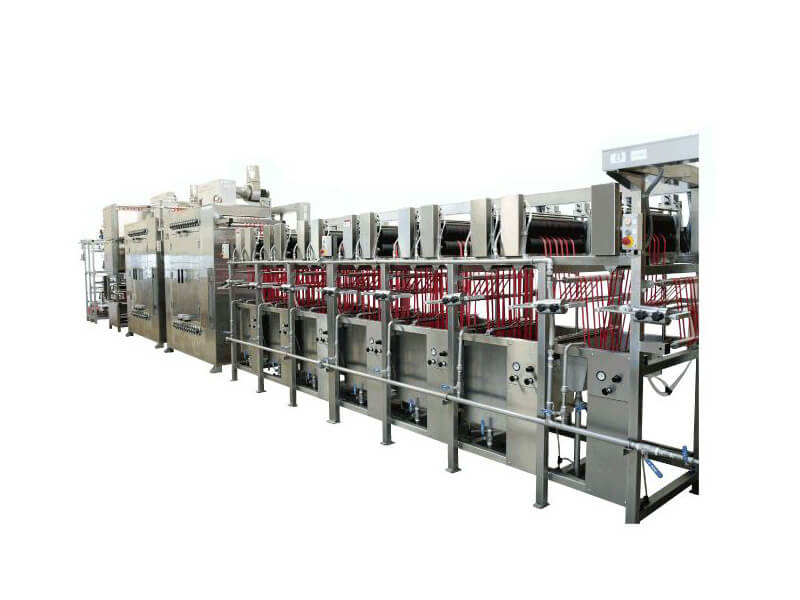 Continuous dyeing Machine CMdm-600HR