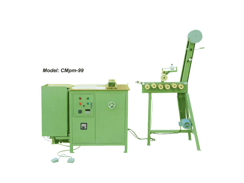 Edge Festooning Machine CMpm-99