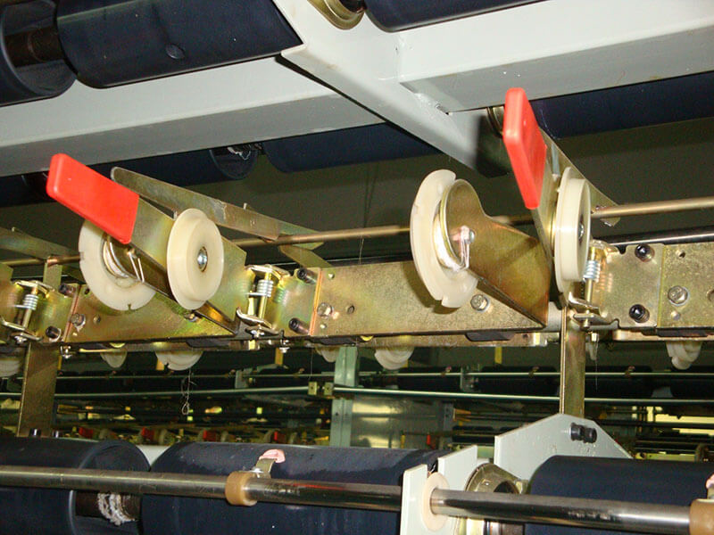 YH-09A : Latex & Spandex Covering Machine