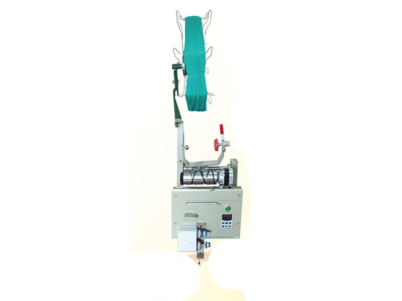 CMcw-600S : Sample Machine for Cone Winding