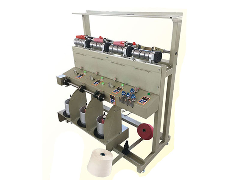 CMtw-146S : Sample Machine for Doubling and Twisting