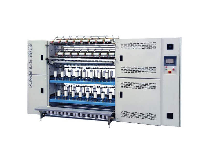 YH-116AE : Fully Electronic Covering Machine