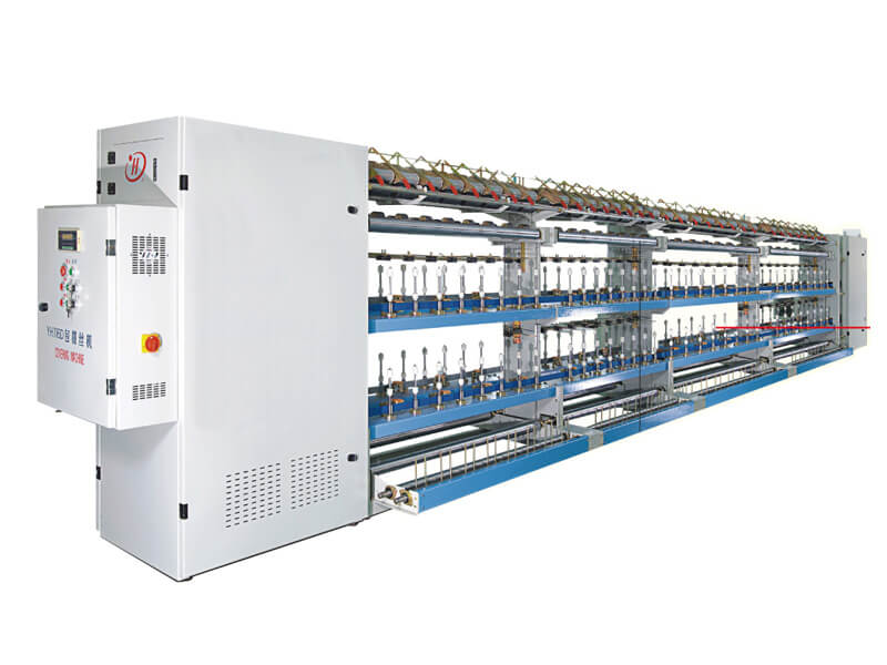 YH-116D : Single & Double Covering Machine