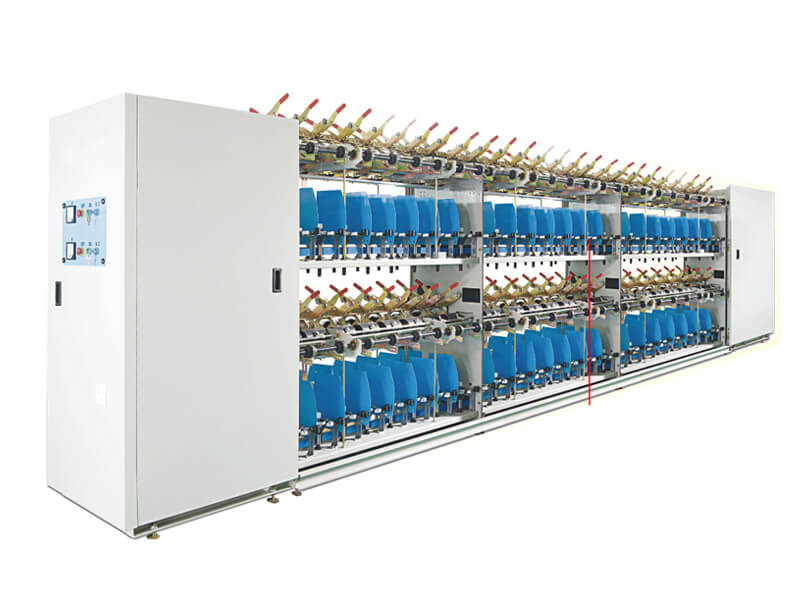 YH-310A : Filament Yarn Twisting Machine