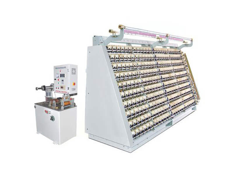 YH-536 : Metallic Yarn Slitting Machine