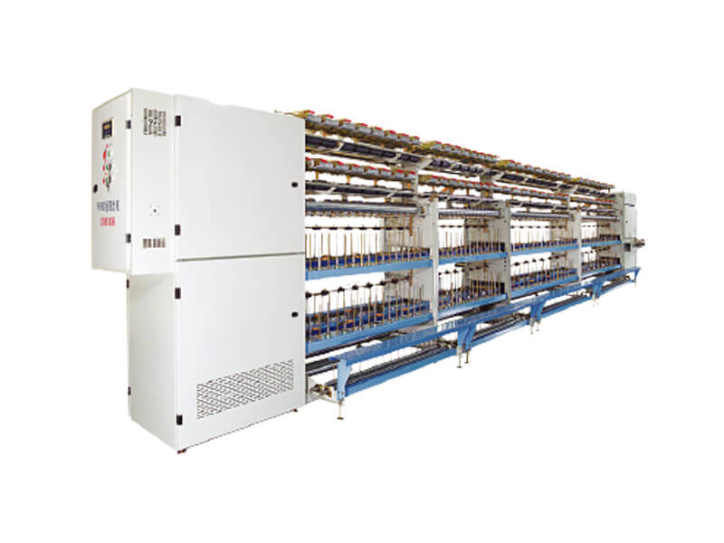 YH-116A : Spandex Covering Machine